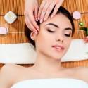 Zabieg Pielęgnacyjny na twarz (peeling + masaż) - 45min