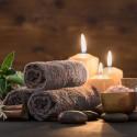 Romantyczny masaż dla dwojga (2x 1h masaż leczniczy/świeca/masełko + poczęstunek)